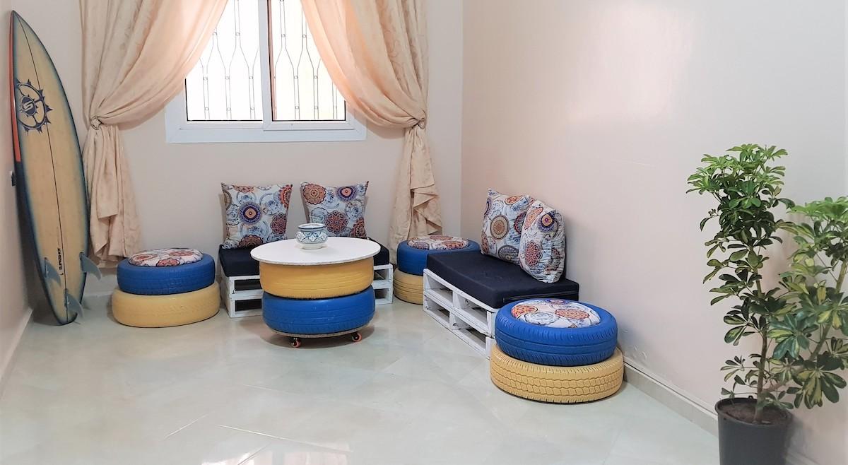 location de Chambre à Dakhla